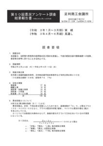 第50回景況アンケート調査_納品のサムネイル